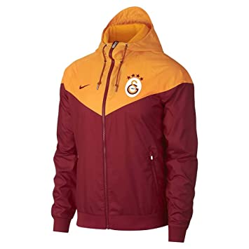 79f197356de1 Nike 2018-2019 Galatasaray Authentic Windrunner Jacket (Pepper Red ...