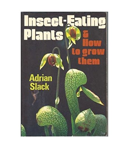 Insect-Eating Plants and How to Grow Them