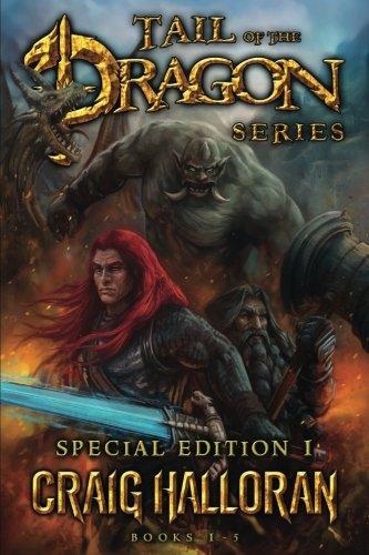 Tail of the Dragon Special Edition #1 Bundle (Books 1-5) (Volume 1) pdf epub