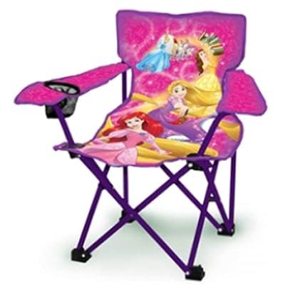 Danawares Princess Camp Chair Age/Grade 3-8: Toys & Games