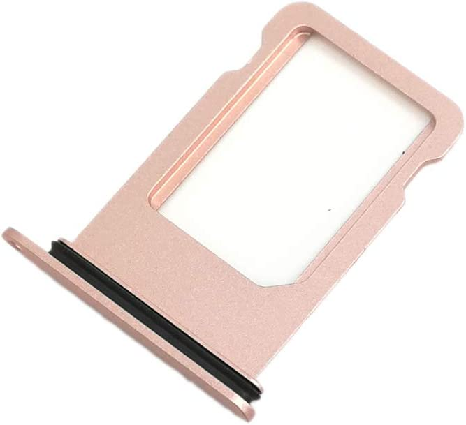 E-repair SIM Card Tray Holder Replacement for iPhone 7 Plus (5.5'') Rose Gold