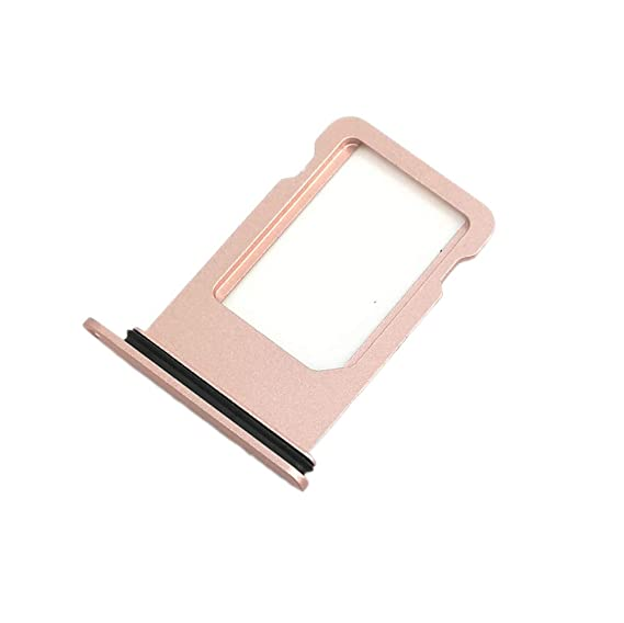 wholesale dealer fcba2 57b60 E-repair SIM Card Tray Holder Replacement for iPhone 7 (4.7'') (Rose Gold)