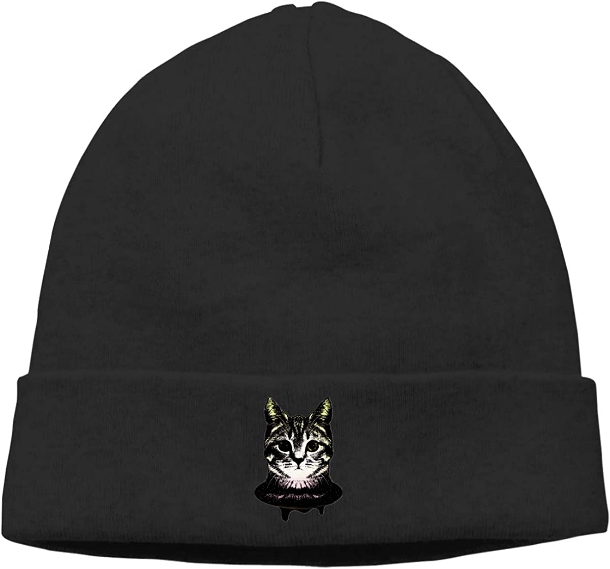 Cat Unisex Cuffed Comfortbale Soft Beanie Hats