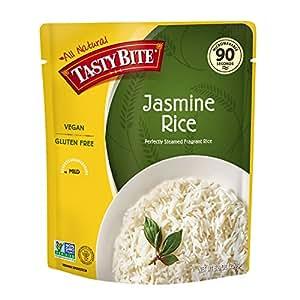 Amazon.com : Tasty Bite Jasmine Rice 8.8 Ounce (Pack of 6
