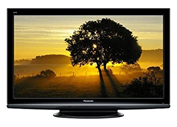 panasonic txp50x10b 50inch widescreen hd ready plasma tv with freeview - 50in Tv