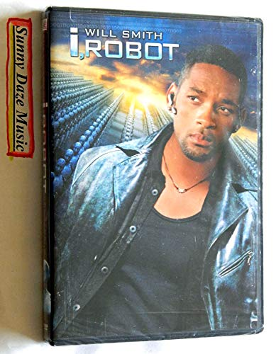 I, Robot – Widescreen Screen Edition – 20TH Century Fox 2014 – A NEW UNOPENED Factory Sealed DVD Movie – Graded 9.9 BY THE SELLER – Starring Will Smith – Bridget Moynahan