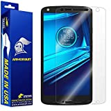 ArmorSuit MilitaryShield - Motorola Droid Turbo 2 Screen Protector Anti-Bubble & Extreme Clarity HD Shield + Lifetime Replacement