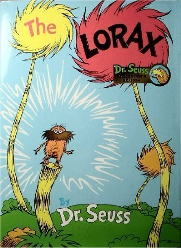 The LORAX - Kohl's Dr. Seuss Collector's Edition pdf epub