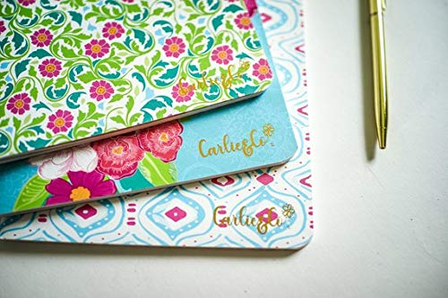 Andalusia Collection - Set of 3 Notebooks