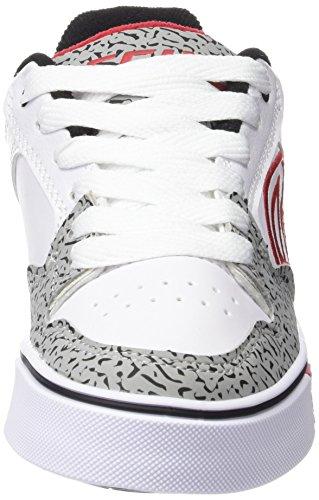 Heelys Motion Plus 770626 - Zapatos Una Rueda Para Niños Varios colores (White / Grey / Elephant)
