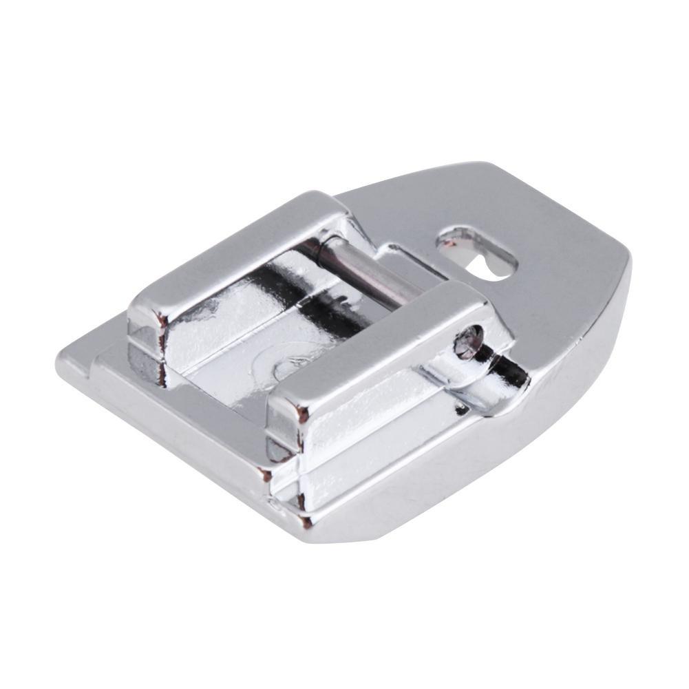 piedino per macchina da cucire in acciaio inox 24 x 16 x 8 mm Starnearby Piedino con cerniera invisibile accessori per macchine da cucire domestiche