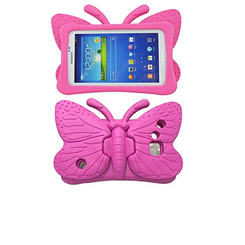 Galaxy Tab A 7.0 Inch Kids Case, Tading Light Weight Child Friendly EVA Foam Shockproof Super Protection Stand Holder Cover for Samsung Galaxy TabA 7