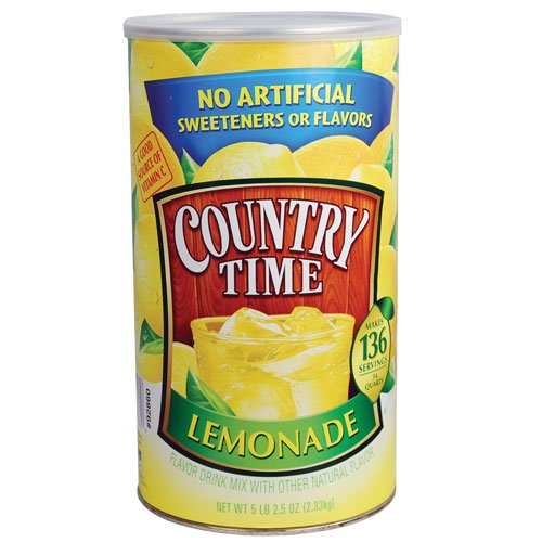 Safety Technology DS-LEMONADE Country Time Lemonade Diversion Safe by Safety Technology