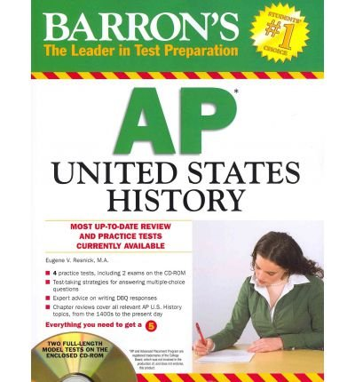 Download AP U.S. History (Barron's AP United States History (W/CD)) (Mixed media product) - Common ebook