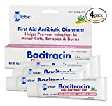 Best Antibiotic Ointments - Bacitracin Zinc Ointment 1 Oz / 28 G Review