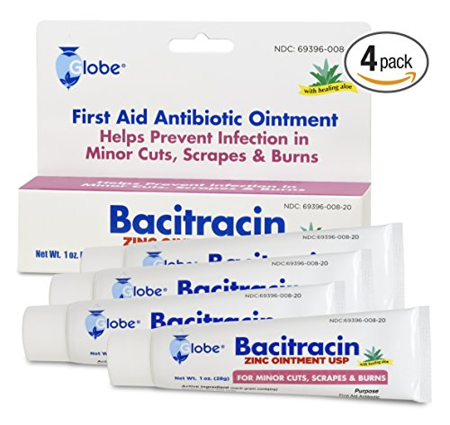 (Bacitracin Zinc Ointment 1 Oz / 28 G (Pack of)