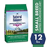Natural Balance Limited Ingredient Diets Lamb Meal...