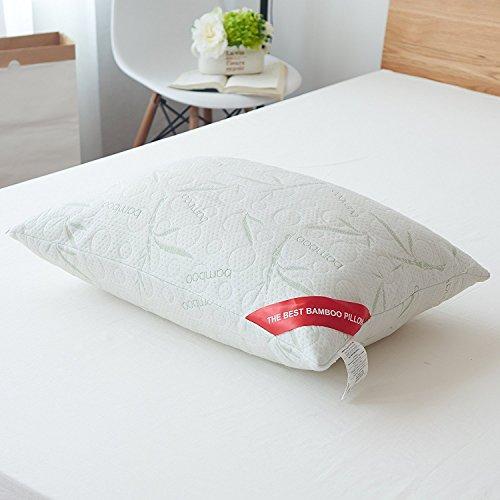 Cloud Soft Foam Memory Pillow (White) - 3