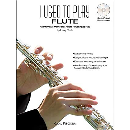 Amazon com: I Used To Play Flute Book/CD- Pack of 2: Musical Instruments