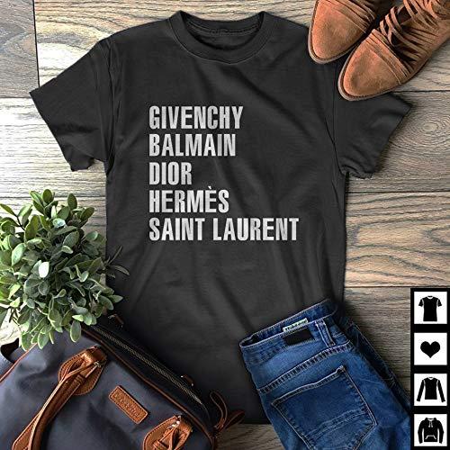 Givenchy, Balmain, Dior, Hermes, Saint Laurent Squad Goals Softstyle -