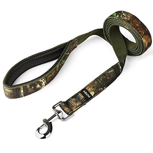 INTEY Nylon Leash Walking Camouflage