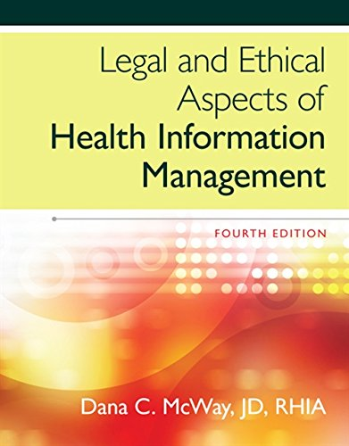 Legal Records - Legal and Ethical Aspects of Health Information Management