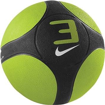 Nike Sparq Poder balón Medicinal Bola 3 kg Atomic Green/Black ...