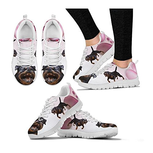 Shoes Women's Choose Sneakers amp; Gifts Casual Shoetup Print Dog Running Breed All Women's Rottweiler Your 8dAqfx