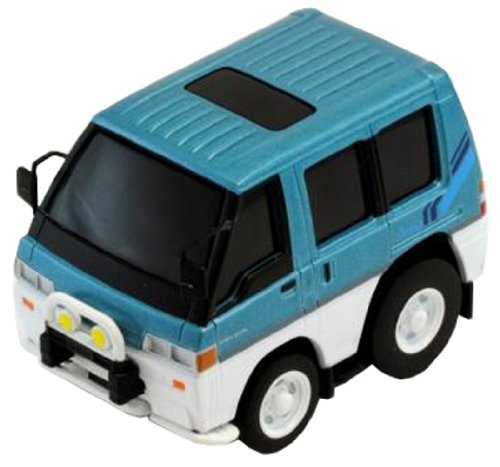 Delica Light (Choro Q zero Z-07d Delica Star Wagon (light blue / white) (japan import))