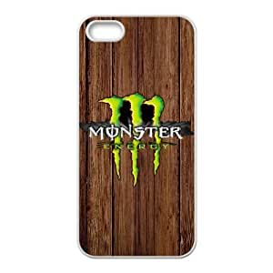 Monster Energy For iPhone 5, 5S Cases Cover Cell Phone Cases STL557227