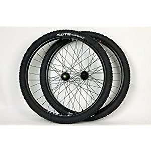 WTB 29 inch Boost Disc Brake STp i23 TCS Wheel Set Thru Axle Tubeless Ranger Tires and Tubes!