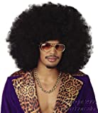 Super Jumbo Afro Wig Costume Accessory