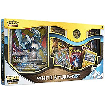 Pokemon TCG: Dragon Majesty Special Collection White Kyurem GX Box