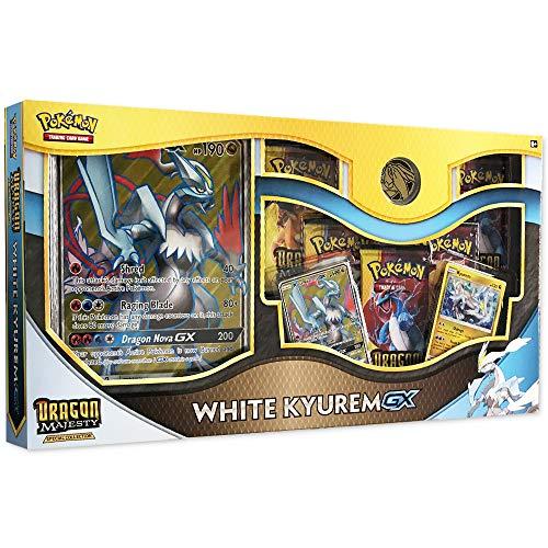 Pokemon TCG: Dragon Majesty Special Collection White Kyurem GX Box (Pokemon White Best Pokemon)