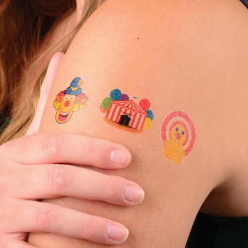 DollarItemDirect CARNIVAL TATTOOS, SOLD BY 15 GROSSES by DollarItemDirect (Image #2)