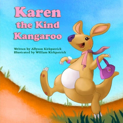 Karen the Kind Kangaroo