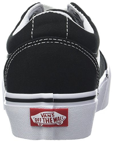 Femme Ward Basses Vans Canvas Sneakers Platform dgxqPZXF