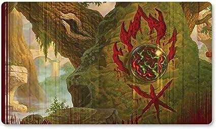 Playmats - Gruul-Cluestone - Juego de Mesa MTG - Mantel de Juego de Mesa (60 x 35 cm, Alfombra de Juego para ratón, para Yugioh Pokemon Magic The Gathering): Amazon.es: Oficina y papelería