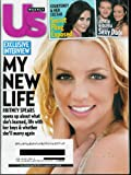 US Magazine Britney Spears My New Life, Courteney Cox, Justin Timberlake & Olivia Wilde, Ashlee Simpson & Pete Wentz, Tia Mowry, Cory Monteith, Natalie Portman, Josh Hopkins, Sara Rue, Paul Iacono (Issue #844, April 18, 2011)