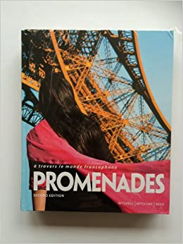 Promenades 2nd edition bundle student edition supersite code promenades 2nd edition bundle student edition supersite code workbookvideo manual and lab manual promenades 2nd vhl 9781618571045 amazon fandeluxe Images