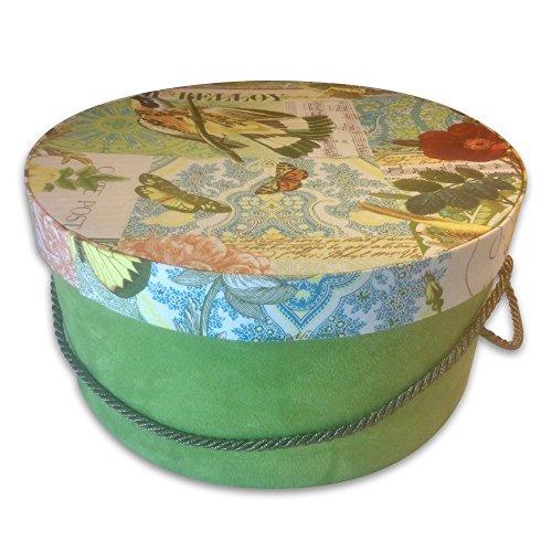 Hat Gift Box - Bird Paradise