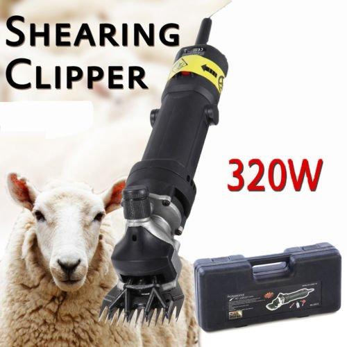 Euroeshop 320W Schaf Schermaschine für Schafe Schafschermaschine Elektrische Schafschere