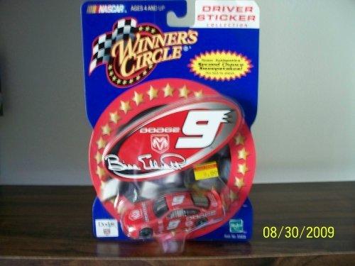 - Nascar Winners Circle Driver Sticker Bill Elliott