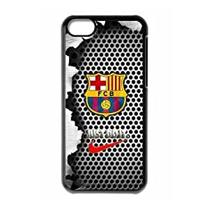 meilinF000FC Barcelona Logo Vintage Frames ipod touch 4 On Your Style Christmas Gift Cover CasemeilinF000