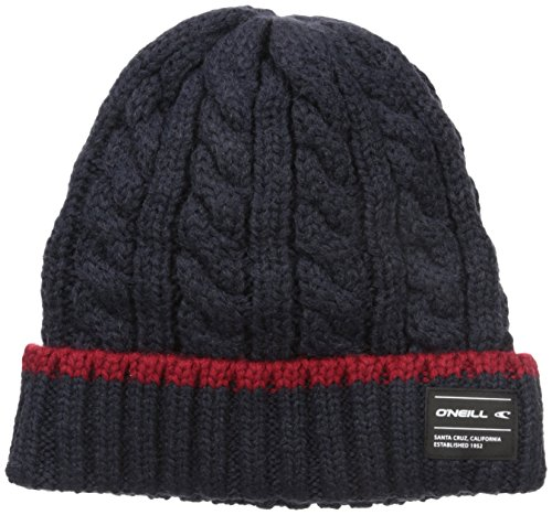 O'Neill Jones Beanie, Ink Blue, One Size (Jones Hat)