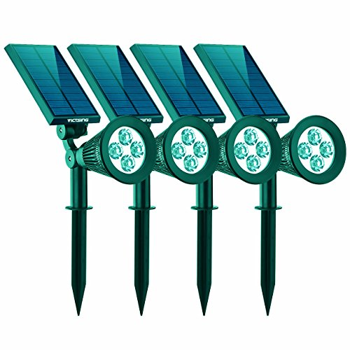 VicTsing Spotlights Waterproof Adjustable Landscape product image