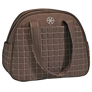 Amazon Com Gaiam Metro Gym Bag Chai Yoga Mat Bags