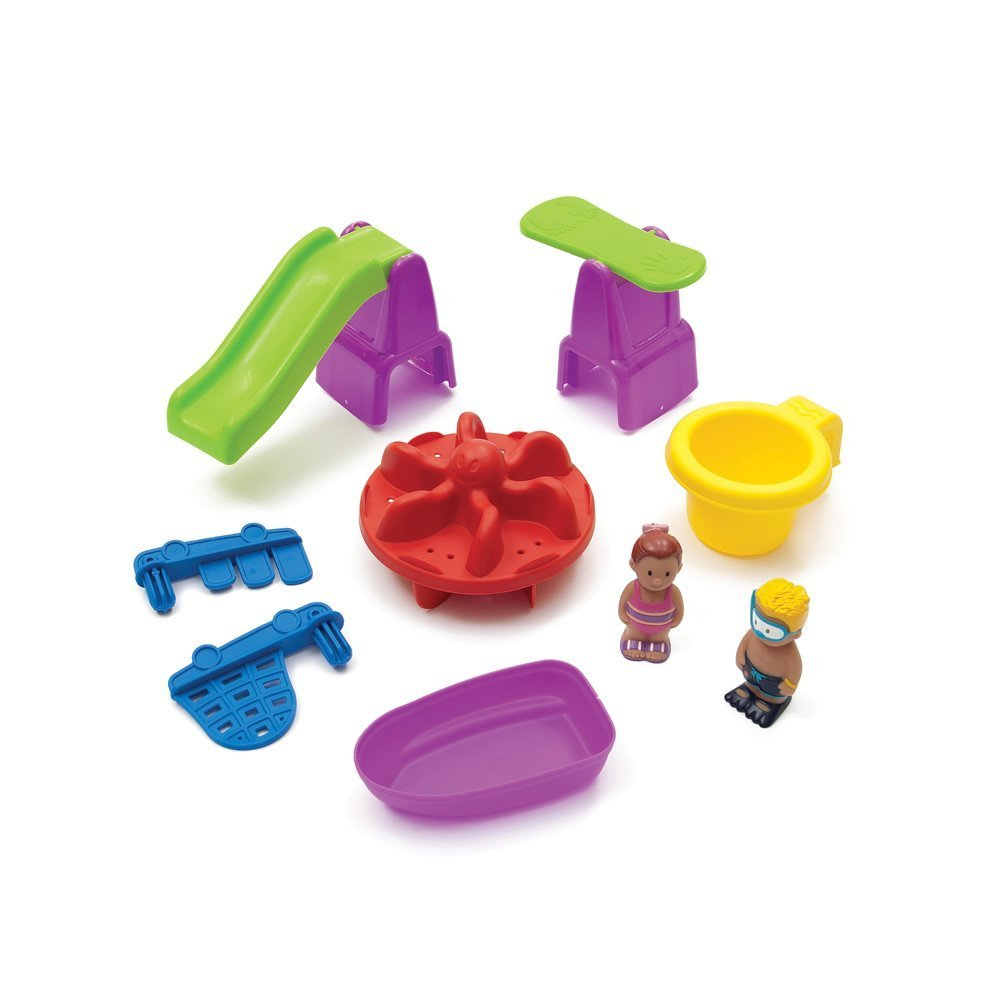 Step2 Splish Splash Seas Water Table (Deluxe Pack - Includes Palm Tree & Accessories) by Step2 (Image #2)