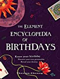 img - for The Element Encyclopedia of Birthdays book / textbook / text book