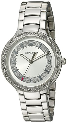 Juicy Couture Women's 'Catalina' Quartz Stainless Steel Casual Watch (Model: 1901399) ()